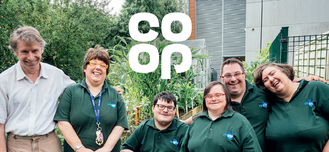 cooperative fund - Our Funders